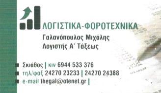 ΓΑΛΑΝΟΠΟΥΛΟΣ ΜΙΧΑΗΛ