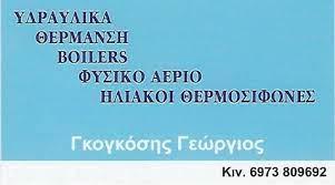 ΓΚΟΓΚΟΣΗΣ ΓΕΩΡΓΙΟΣ