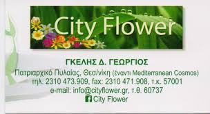CITY FLOWER ΦΥΤΩΡΙΟ  ΠΥΛΑΙΑ